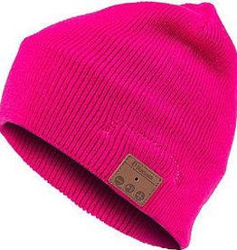 Bluetooth beanie Bluetooth beanie pink