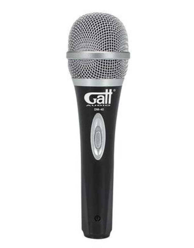 Gatt Audio dynamic microphone DM-40