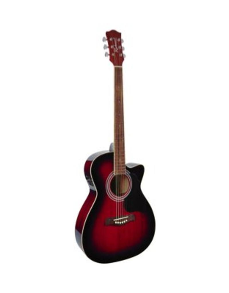 richwood Richwood RA-12  CE Red sunburst