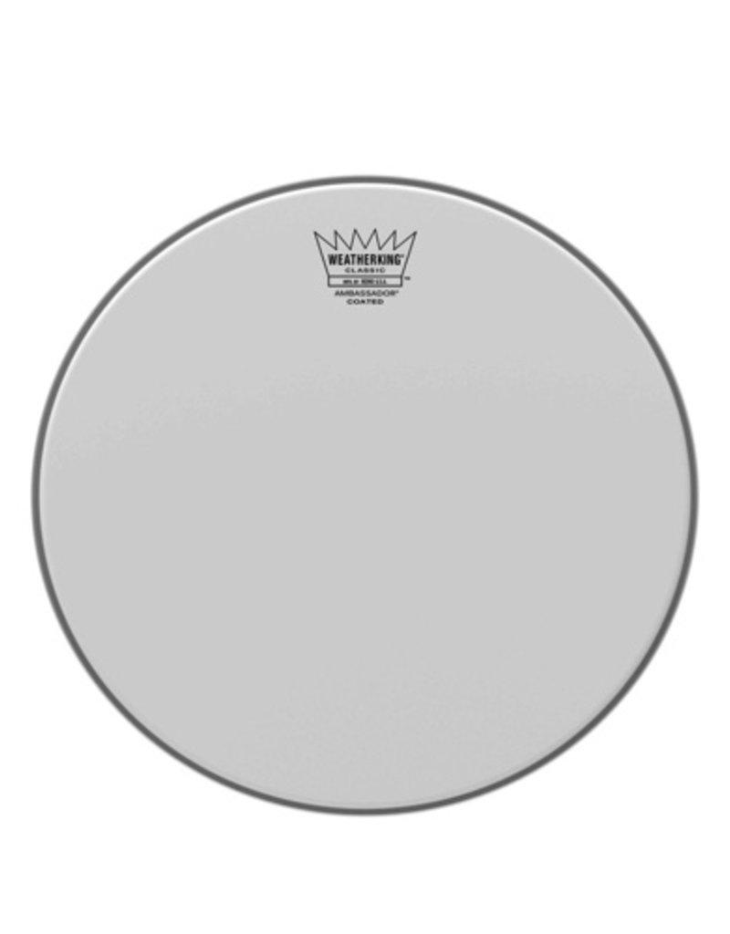 "Remo Remo drumvel 14 "" ambassador coated classic fit"