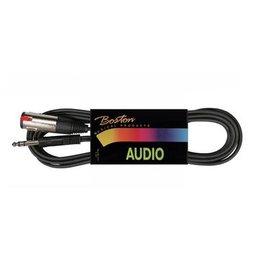Boston audio kabel 6 m, jack stereo - jack female stereo