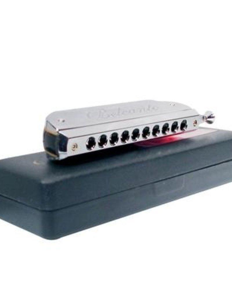 Belcanto chromatische harmonica 40 tonig
