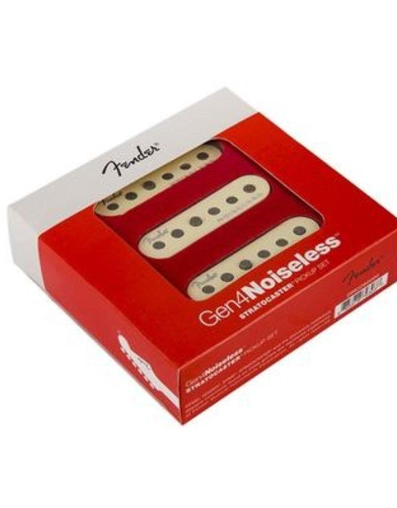 Fender Fender Genuine Replacement Part pickup set Gen 4 Noiseless Stratocaster