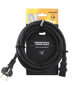 Professional Power Cable 3 meter