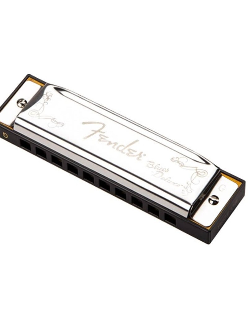 Fender mondharmonica Blues Deluxe | key of G