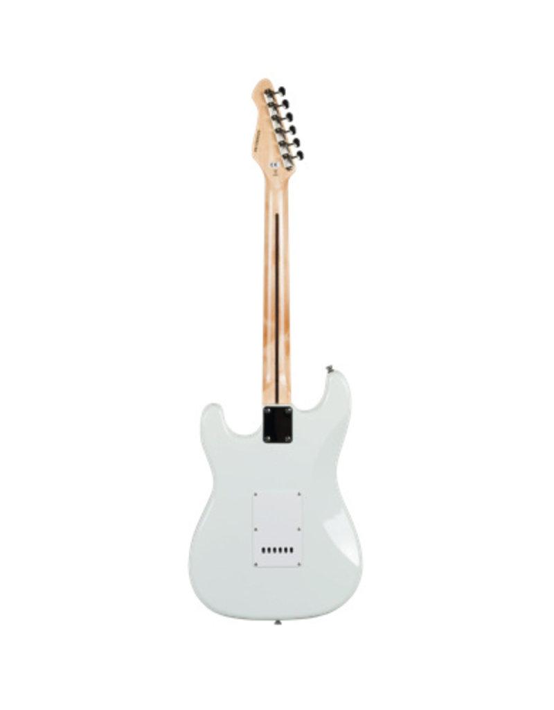 Revelation Revelation  electrische gitaar  RTS 57 Arctic White