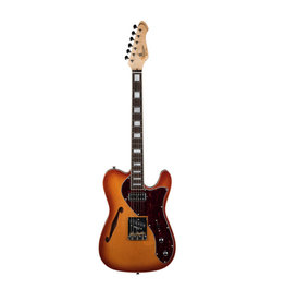 Revelation Revelation electrische gitaar TSS Honey Burst