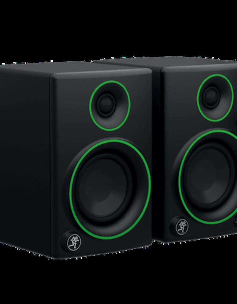 Mackie RMK-CR4 minitor powered speaker set