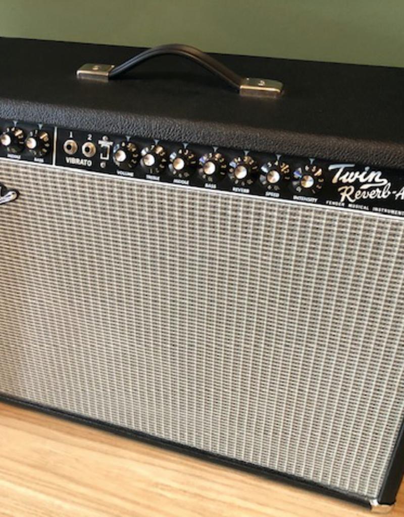 Fender Fender Twin Reverb | Occasion