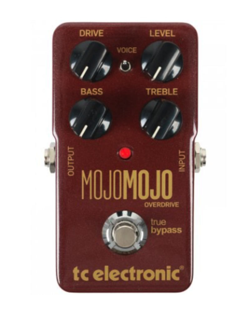 TC Electronic TC Electronic Mojo Mojo overdrive