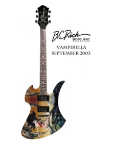 BC Rich Body Art Collection Vampirella | Occasion