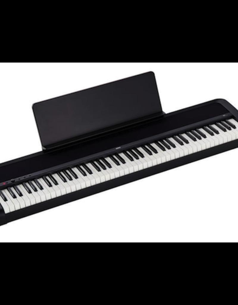 Korg Korg B2 digitale piano black