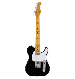 G&L G&L Tribute ASAT Classic gloss black maple neck
