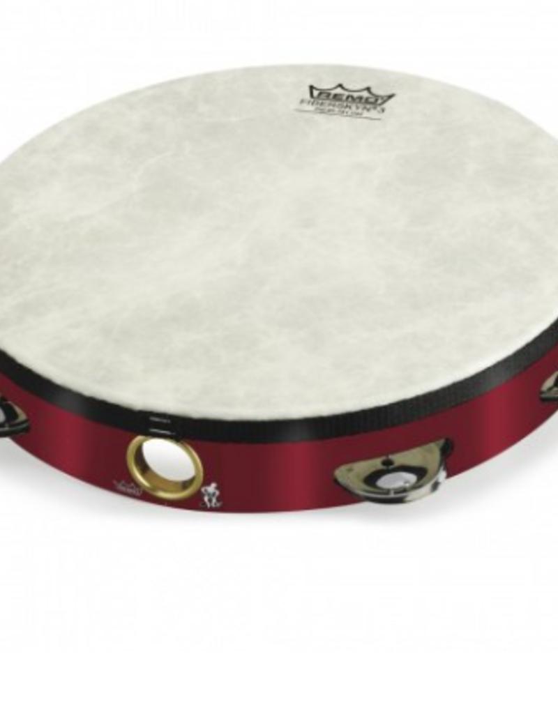 REMO tamboerijn 8 inch rood