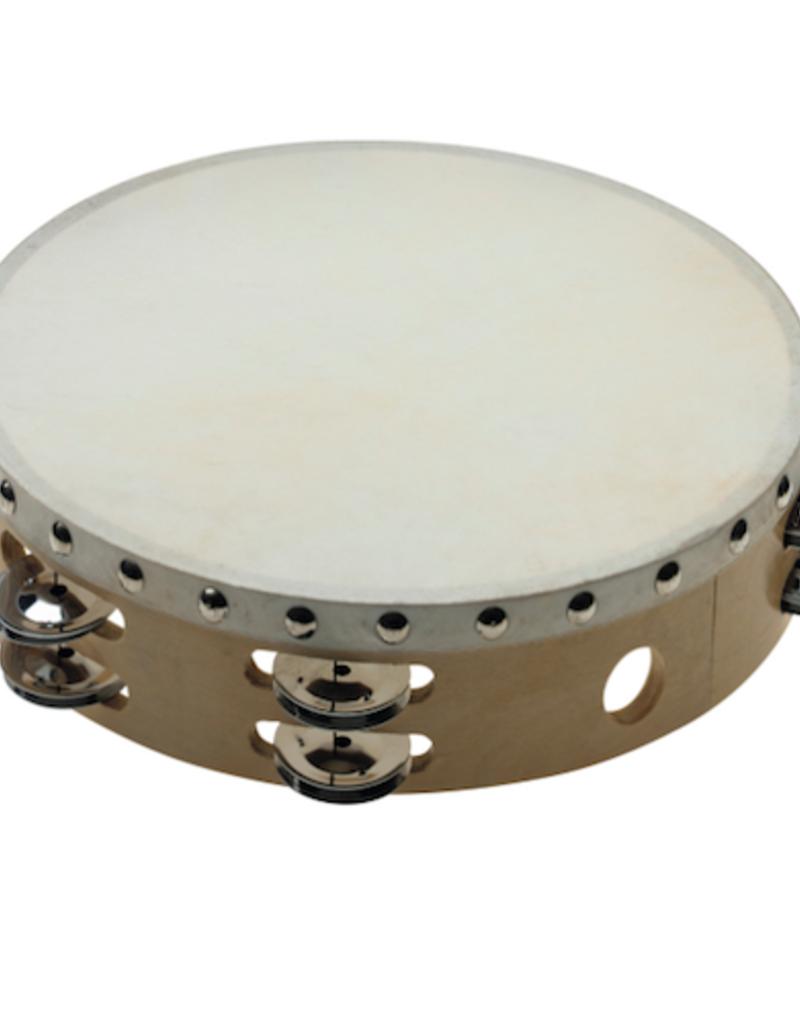 Stagg tamboerijn 10 inch met dubbele rij schellen