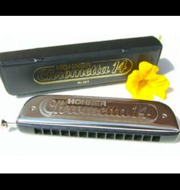 hohner Hohner Chrometta 14 C mondharmonica