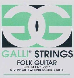 Galli Galli V-27 Folk guitar strings
