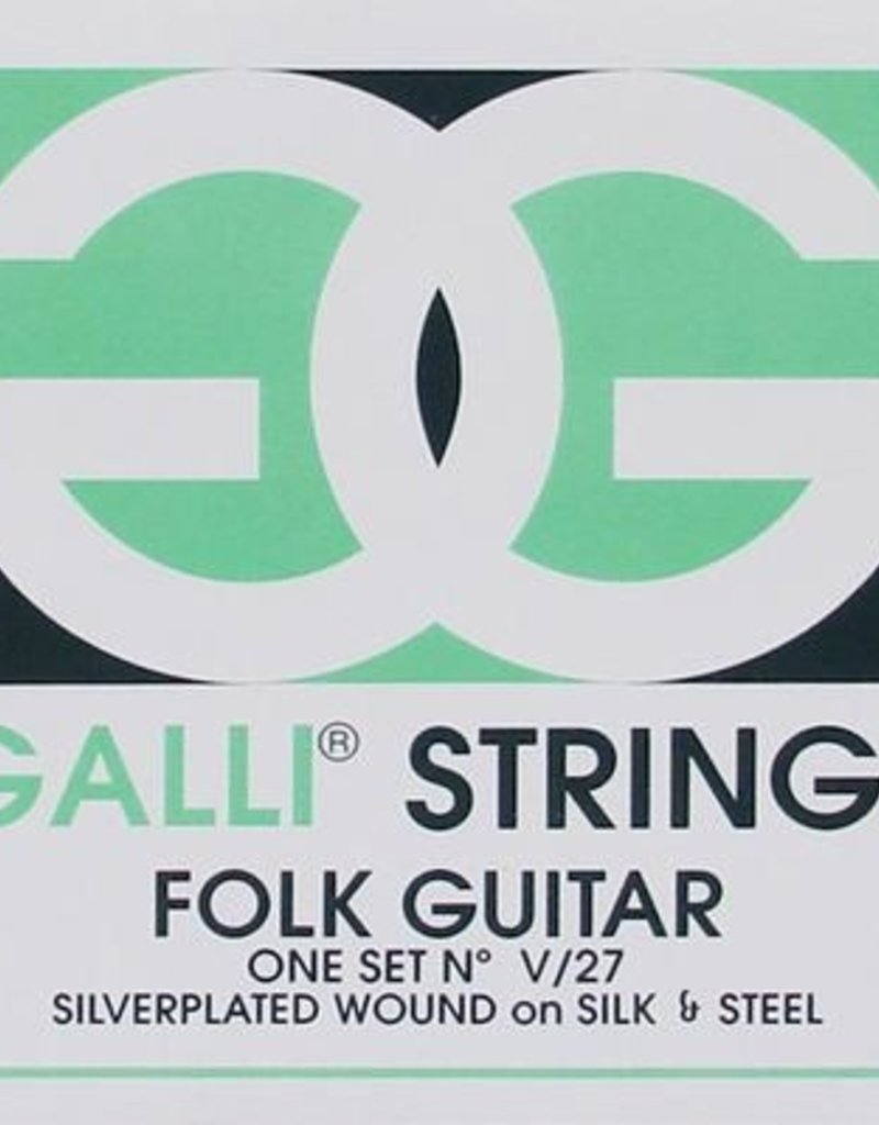 Galli Galli V-27 Folk guitar strings