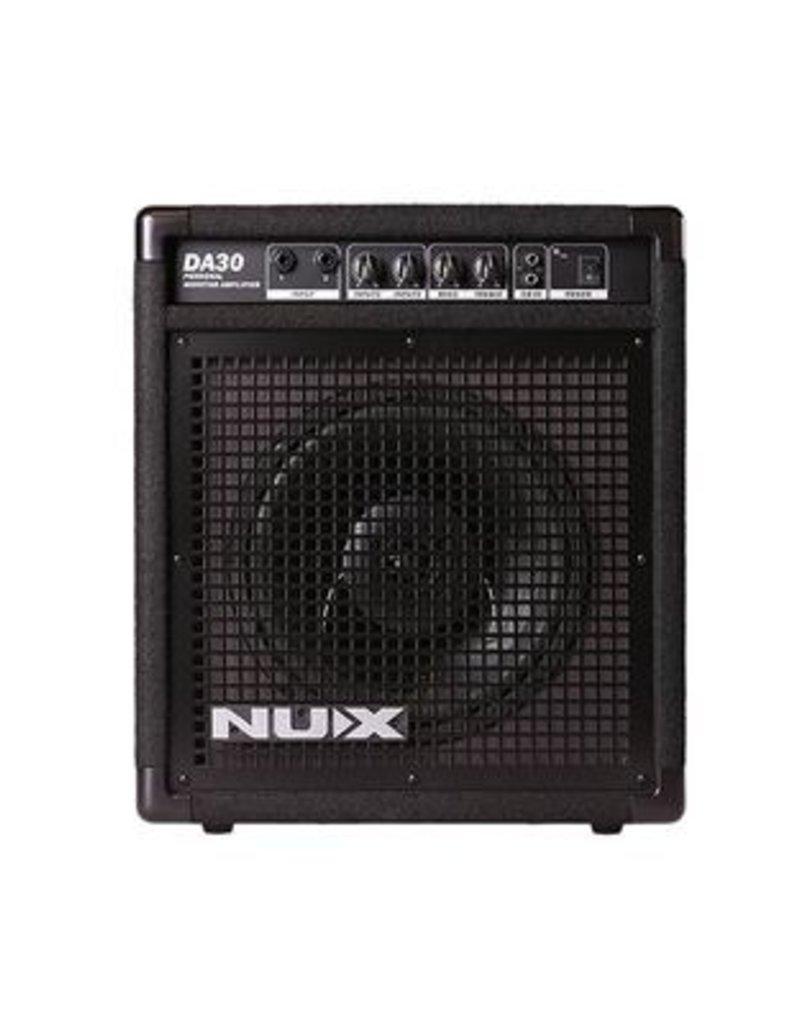 nux NUX digital drum amplifier DA30