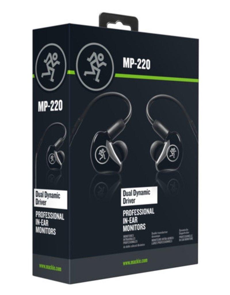 Mackie Mackie MP-220 in ear monitors