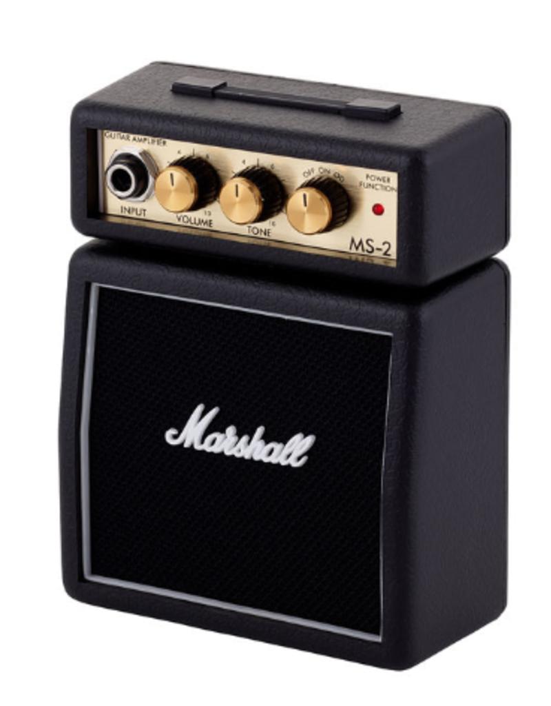 Marshall Marshall MS2 micro amp zwart