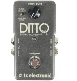 TC Electronic TC Electronic Ditto stereo looper