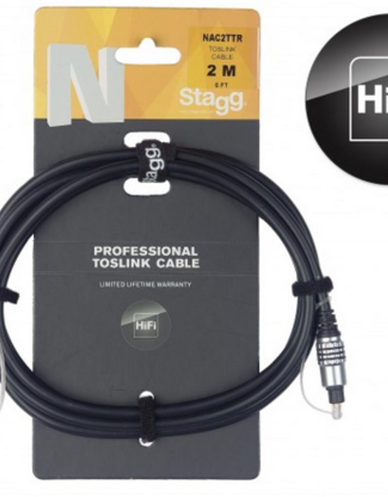 Audio kabel Optisch Toslink  2 meter