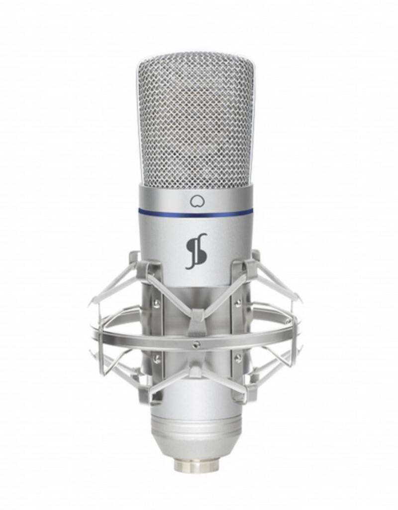 Stagg Big capsule USB condensator microfoon