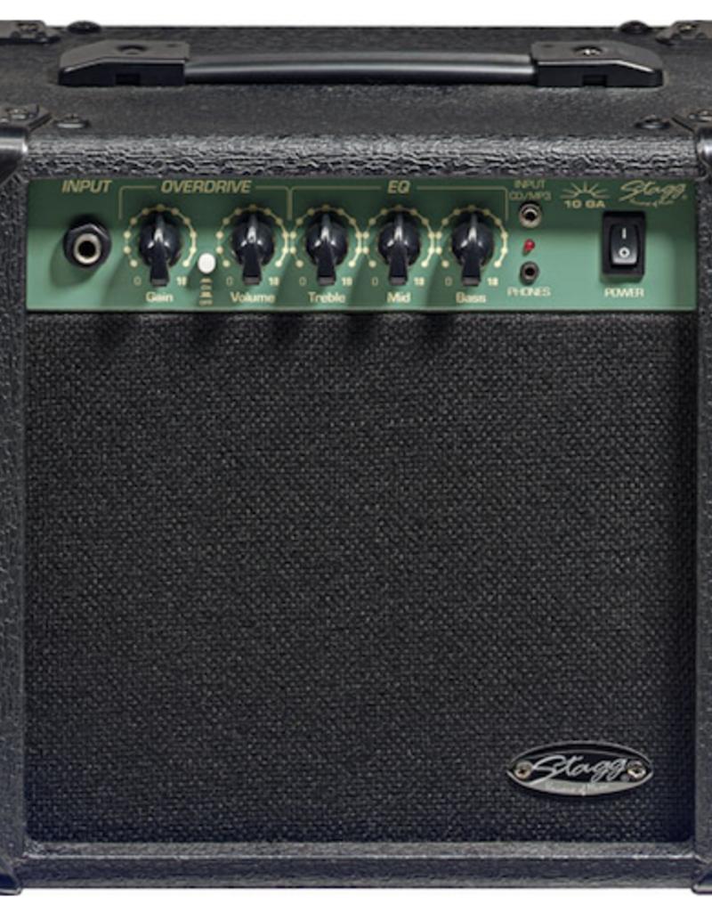 Stagg gitaar combo 10 watt