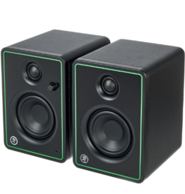 Mackie Mackie CR4-X powered studio monitors