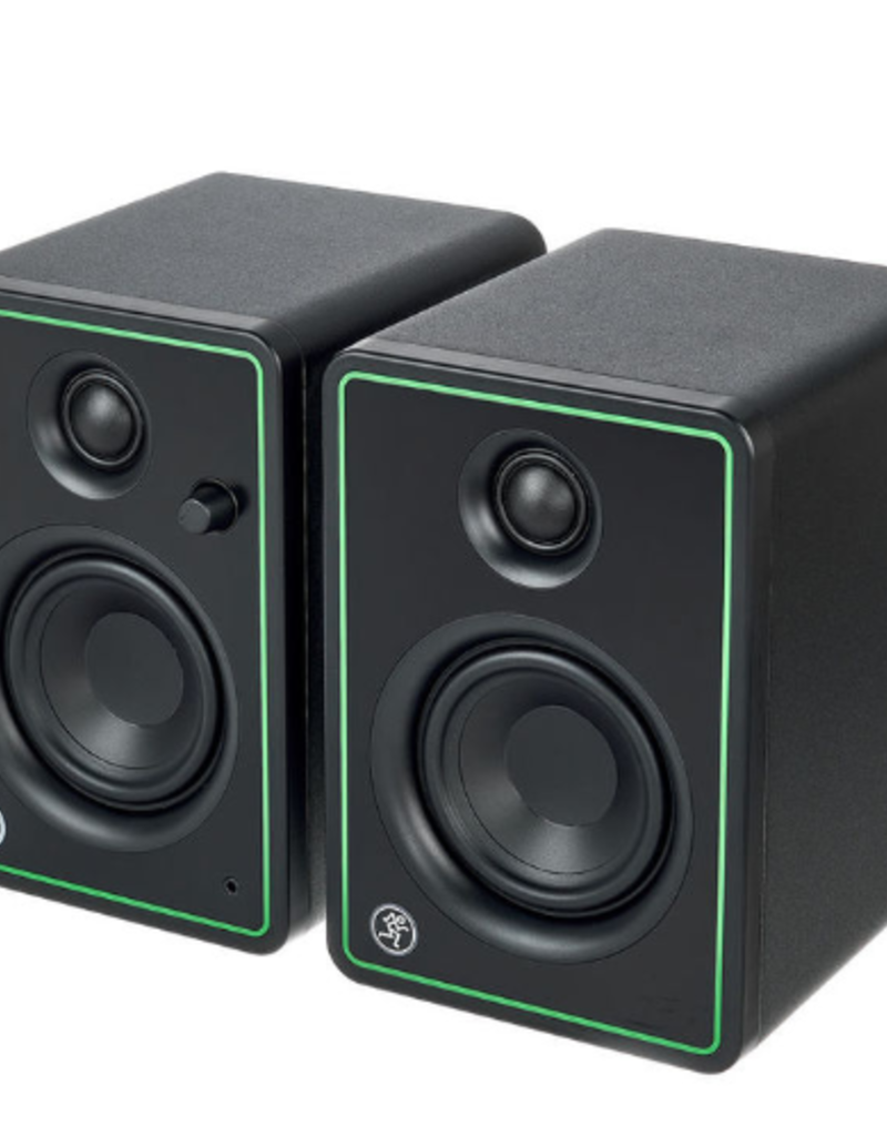 Mackie Mackie CR4-X powered studio monitors