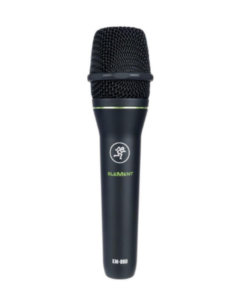 Mackie Mackie EM-89D cardoid microfoon