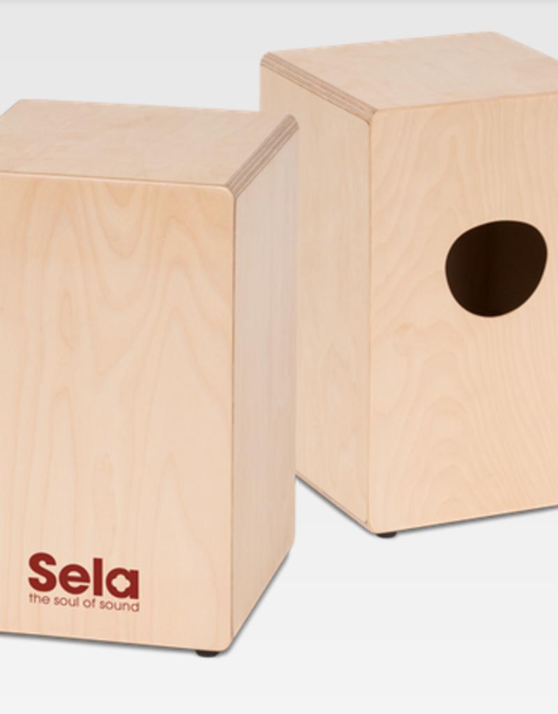Sela Sela Cajon SE117 blank hout