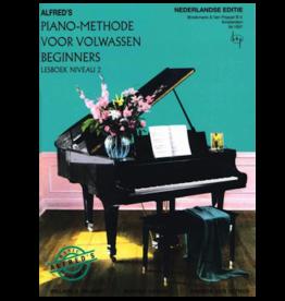 Alfred's Piano Methode 2 voor volwassen beginners