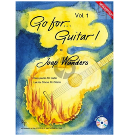 Joep Wanders Go for Guitar 1