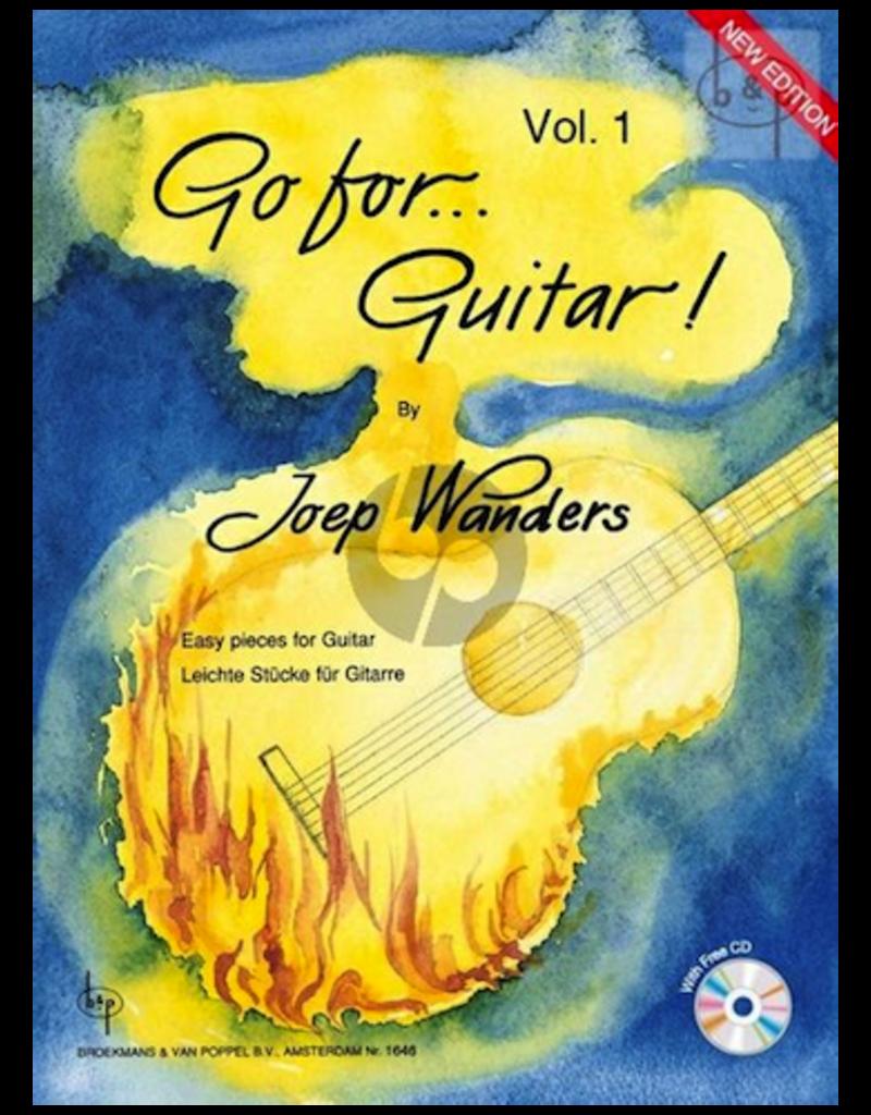 Joep Wander Go for Guitar 1