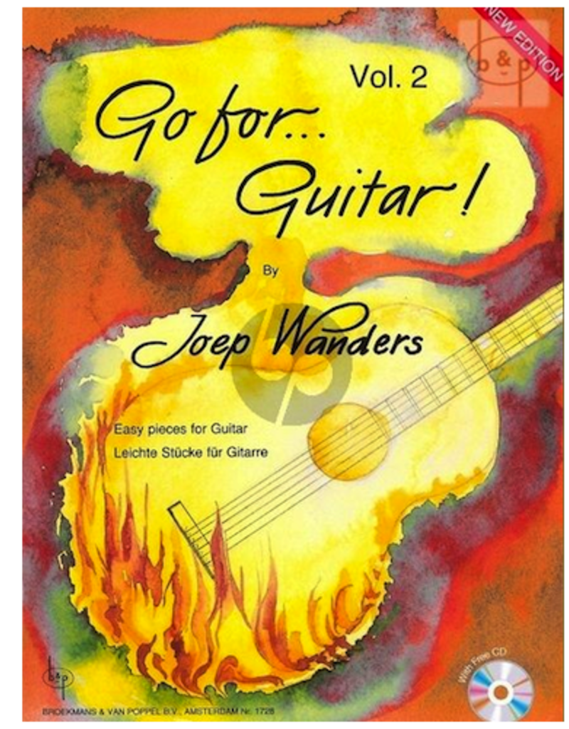 Joep Wanders Go for Guitar 2