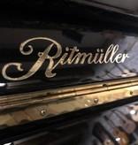 Ritmuller Ritmuller EU110 hoogglans zwart   Occasion