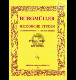 Burgmuller melodische etuden