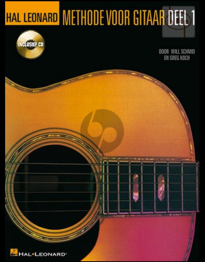 Hal Leonard methode voor gitaar deel 1
