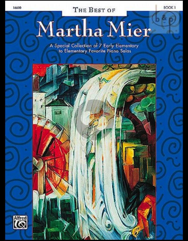 Martha Mier the best of deel 1