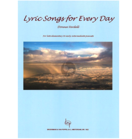 Verdell, lyric songs for every day