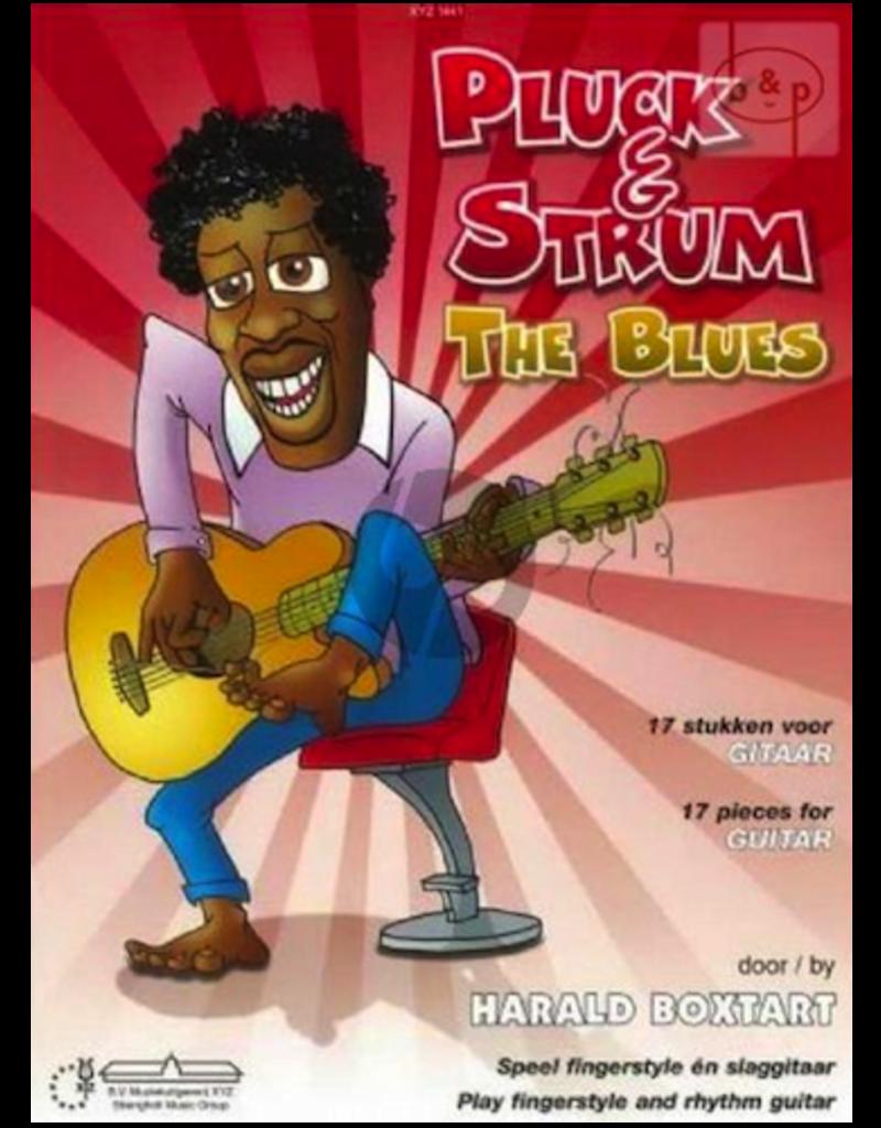 Pluck & strum the Blues