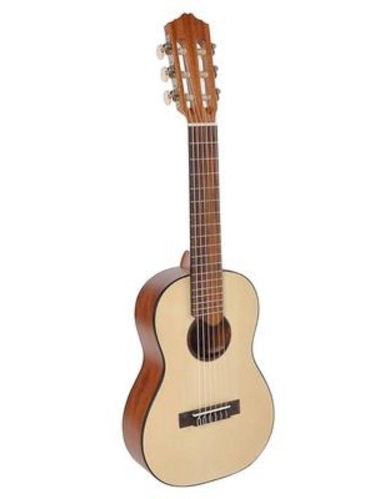 Salvador Cortez Salvador Cortez klassieke guitarlele/travel guitar