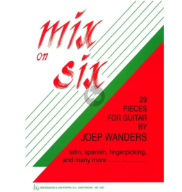 Joep Wanders - Mix on six