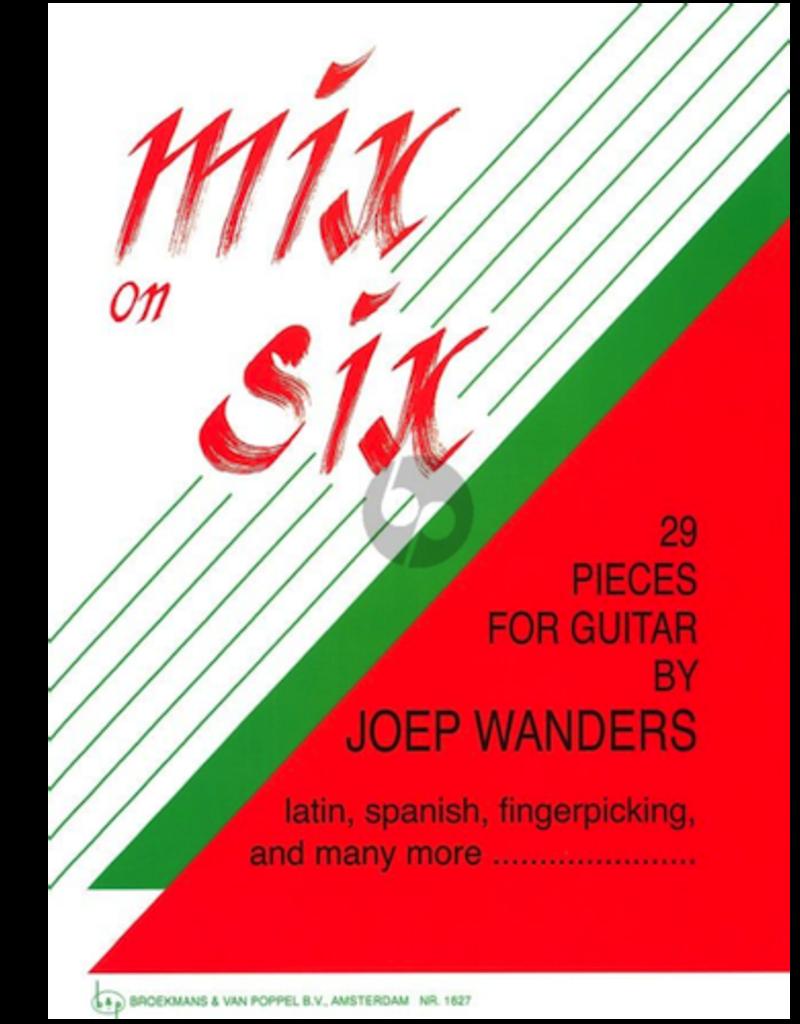 Joep Wanders - Mix on six