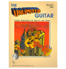 Joep Wanders - Unlimited guitar