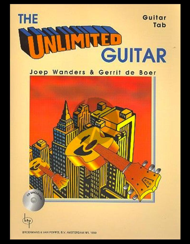 Joep Wanders - Unlimited guitar
