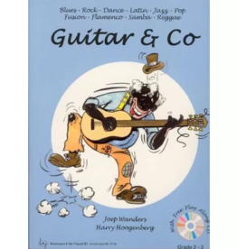 Joep Wanders - Guitar & Co