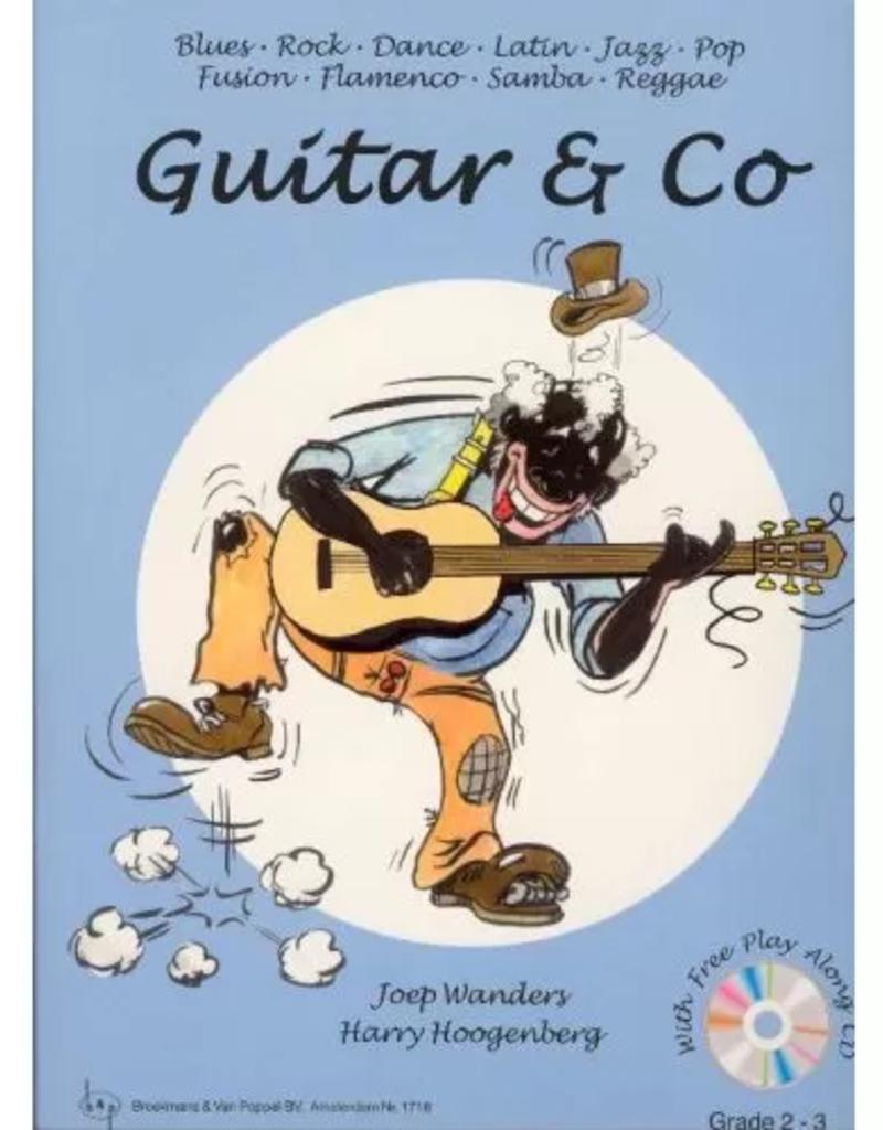 Joep Wanders - Guitar & Co